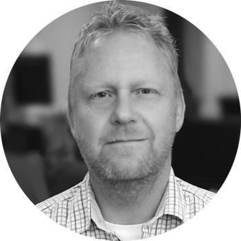 Magnus Lindstrom, VD Nordic Medtest